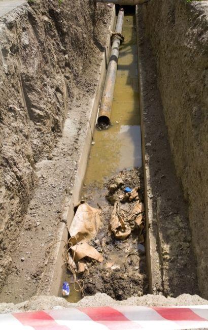 Desatascos tuberias arquetas y redes pluviales Campo de Cartagena